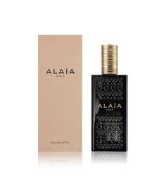 Le parfum 2016 : Eau de parfum Alaïa, Azzedine Alaïa