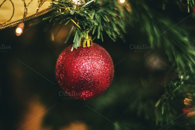 Check out Christmas decorations 2 by Pixelglow Images on Creative Market