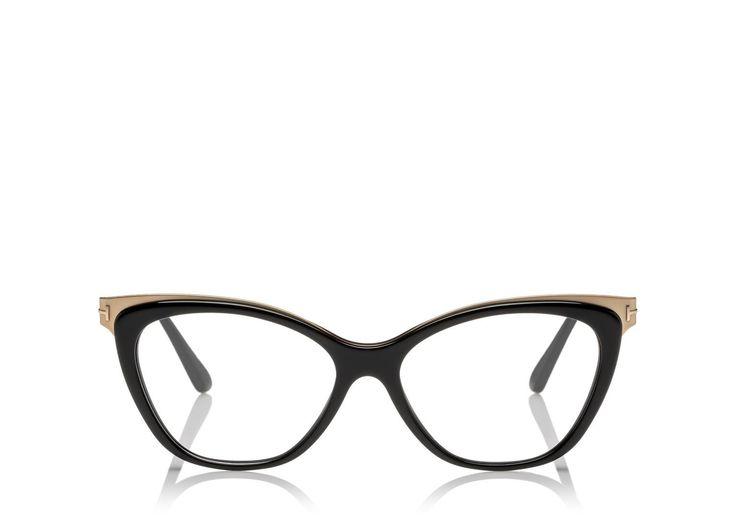 Tom Ford Square Angle Optical Frame FT5374