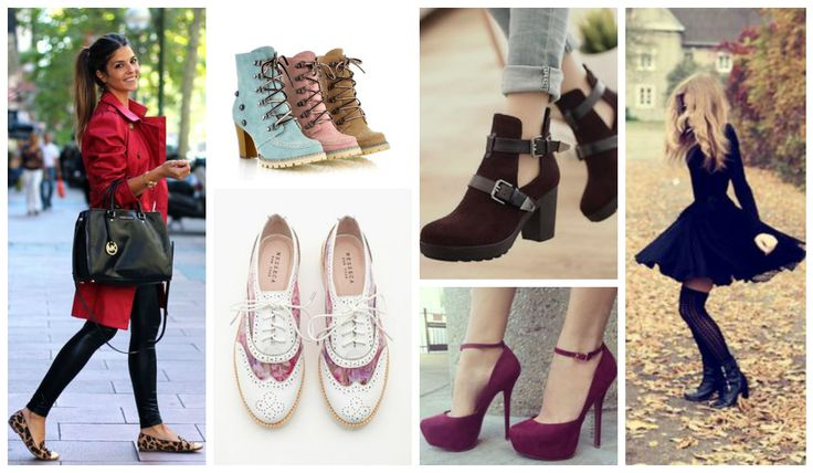 What #shoes would you pick for a #gorgeous #autumn #weekend? ***  Check out the best #girlgames:http://www.girlgames4u.com/ ☁ ☂☁