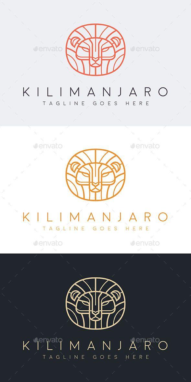 Kilimanjaro Logo Template Vector EPS, AI. Download here: http://graphicriver.net/item/kilimanjaro/14958485?ref=ksioks