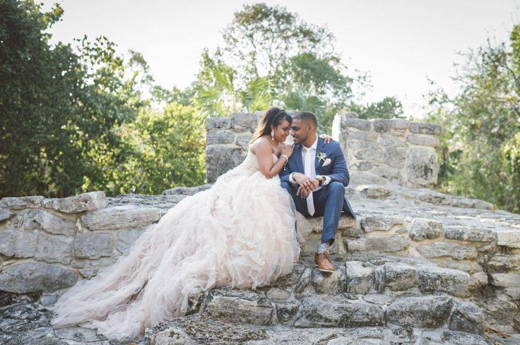 Sasha & Jared's destination wedding in Riviera Maya, Mexico | Mexico destination wedding | all-inclusive destination wedding