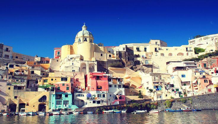 Procida la douce, l'îlot secret de la baie de Naples - Italie