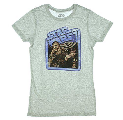 cool   Star Wars Vintage Han Solo & Chewbacca T-Shirt (Medium) #fashion #beauty #lifestyle #vintage #beverage #vintagedress #hair #nails