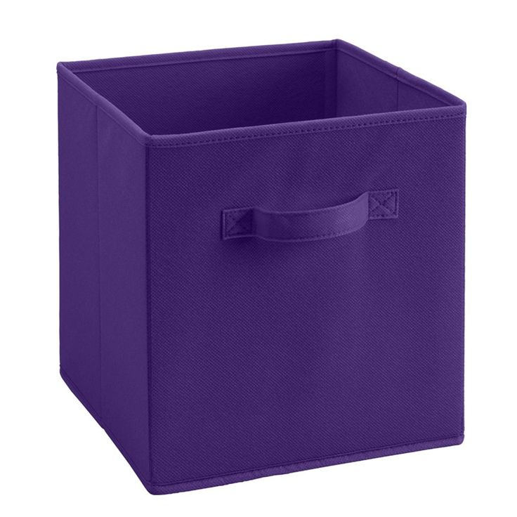 Good quality simple foldable clothes storage box