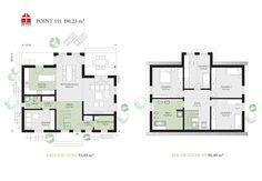 Point 191 - DAN-WOOD House schlüsselfertige Häuser