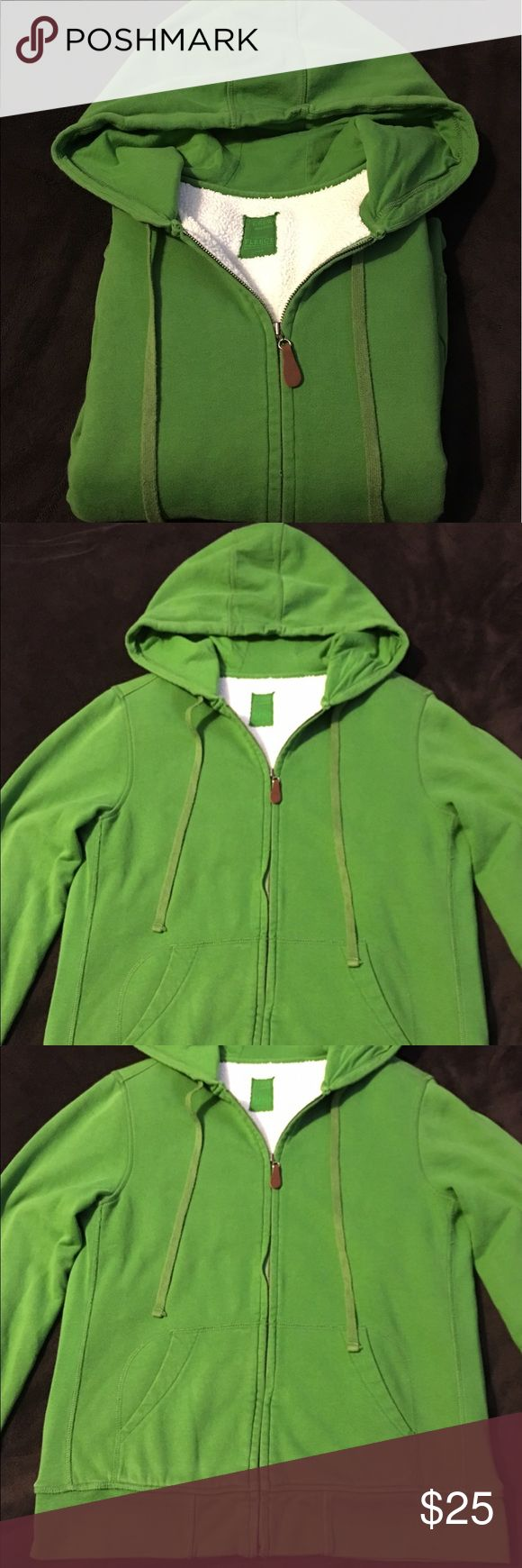 J. Crew Fleece Hoodie J. Crew Fleece Hoodie, Super Soft, Great Condition, Size Large. J. Crew Tops Sweatshirts & Hoodies