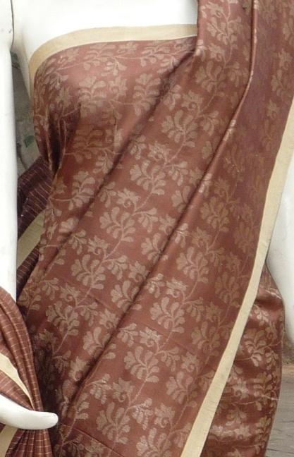Bengal silk Jamdani weave