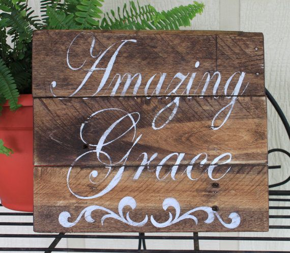 Signs You Re Amazing: 17 Best Ideas About Grace Sign On Pinterest