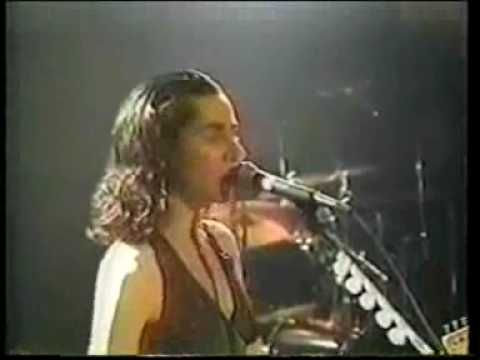 Pj Harvey - Highway '61 Revisited - live in Chicago (Metro)