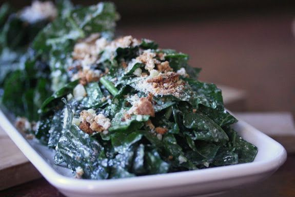 ... Caesar Salad You'll Ever Have | Kale Caesar Salad, Caesar Salad and