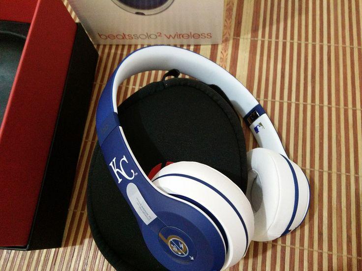 Kansas City Royals Beats Solo2 MLB Edition Wireless Headphones Now £169.95, Save £80