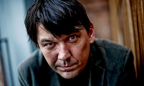 Graham Linehan ~ the creator of Channel 4's awesome  IT CROWD