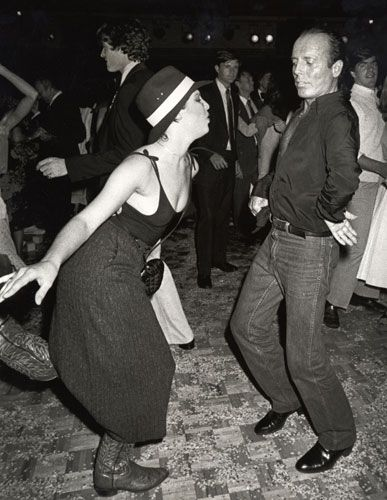 Credit: Ron Galella/WireImage September 1978: Francesco Scavullo At Studio 54
