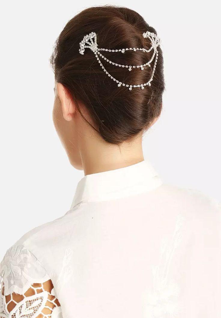 Erin Elizabeth Brigette Hair Chain