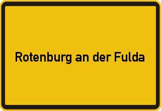 Auto verkaufen Rotenburg an der Fulda