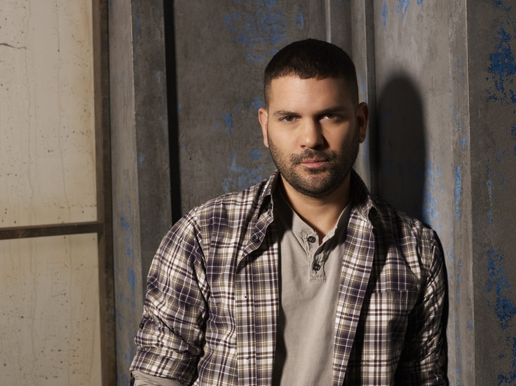 """SCANDAL - ABC's """"Scandal"""" stars Guillermo Diaz as Huck.   I loved him in Half Baked and everything else he did too :) but he is my favorite in this show."""