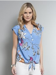 Butterfly shirt at New York and Company--Cute!