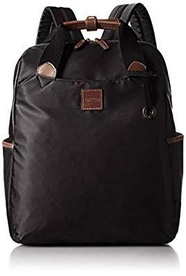 Amazon.co.jp: [マッキントッシュフィロソフィー] MACKINTOSH PHILOSOPHY リュック ノア 37cm テフロン加工 54514 01 (ブラック): シューズ&バッグ