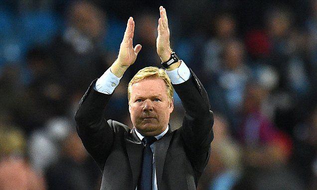 Everton boss Ronald Koeman wants two more signings
