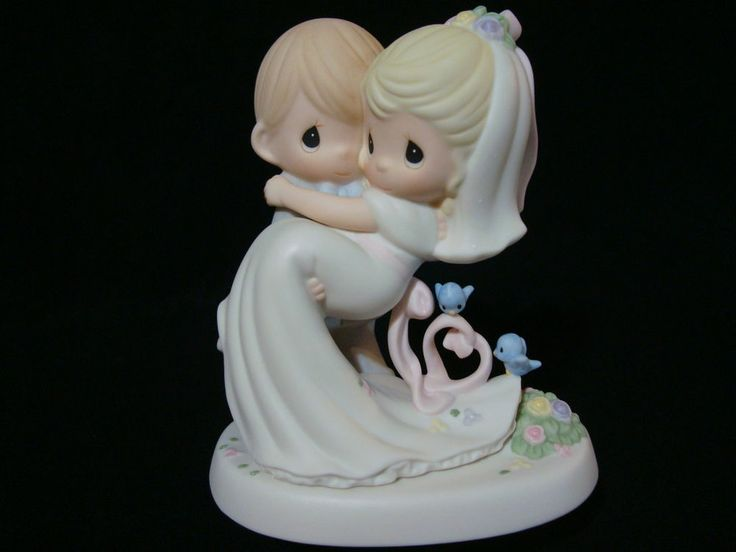precious moment wedding cake topper 17 best images about and groom on 6747
