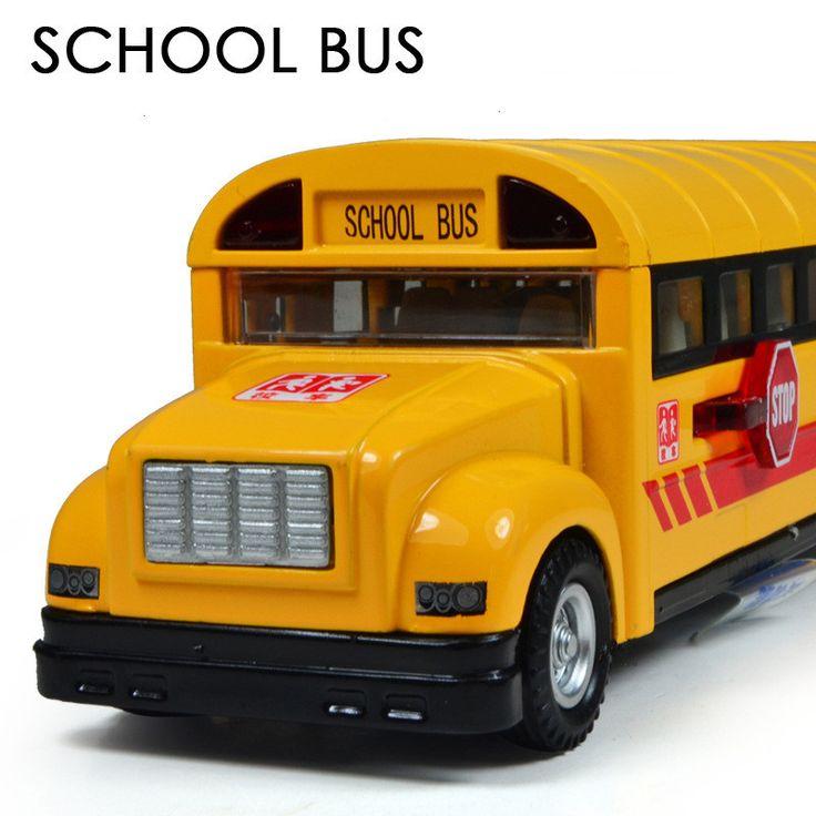 Кампус автомобили, Diecast автомобилей школу, сплав вытяните назад автомобиль, модель игрушки, детские подарки, оптовая торговля, бесплатная доставка