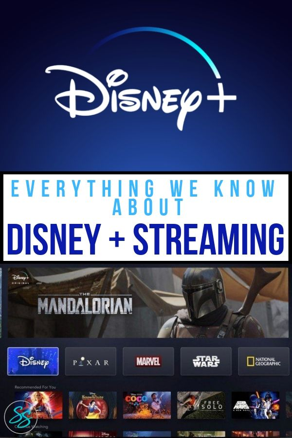 What is the Disney + Streaming Service? Everything You Need