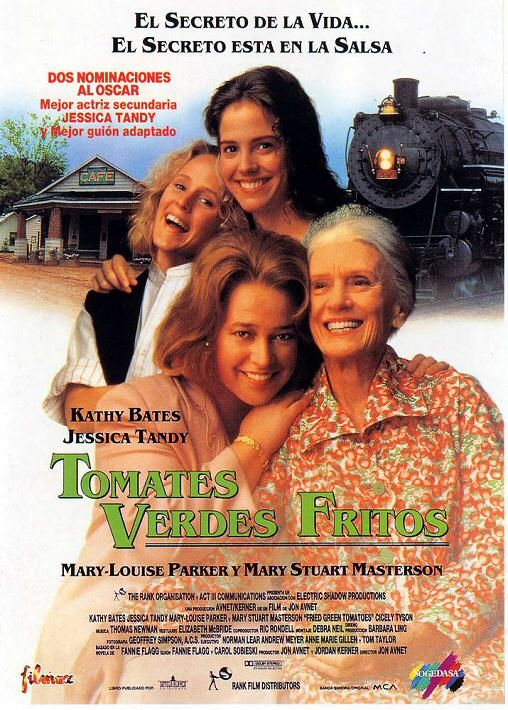Evelyn (Kathy Bates), una mujer madura que vive frustrada por su gordura y por la insensibilidad y simpleza de su marido, conoce casualmente en un asilo a Ninny (Jessica Tandy), una anciana que le va contando poco a poco una dramática historia ocurrida en un pequeño pueblo de Alabama. El relato se hace cada vez más fascinante: gira en torno a la gran amistad entre dos mujeres (Mary Stuart Masterson y Mary-Louise Parker) y al misterioso asesinato del marido de una de ellas
