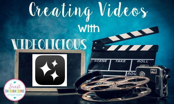 Videolicious is an app for making videos. It's so easy to use with your students. Just follow the step-by-step instructions.