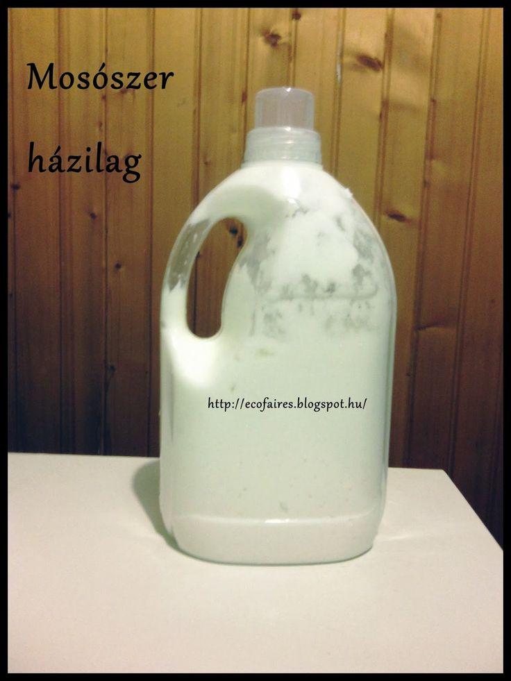 #homemade #laundrysoap http://ecofaires.blogspot.hu