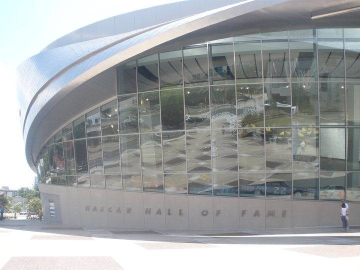 nascar hall of fame fee