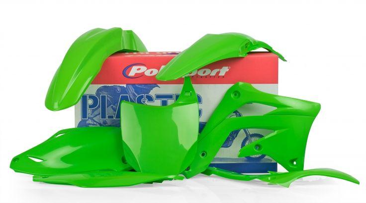 Polisport KAWASAKI Replica Plastics