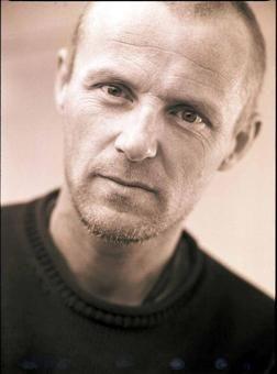 Jo Nesbo / Norwegian author of Phantom (Knopf)