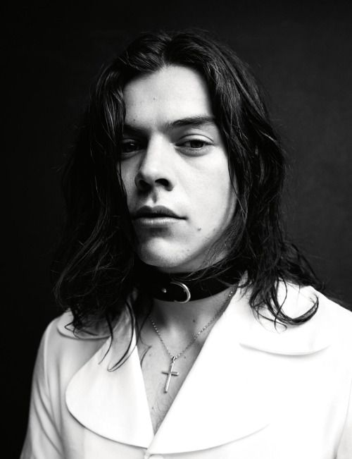 Harry Styles for Another Man Magazine (Photography by Willy Vanderperre)