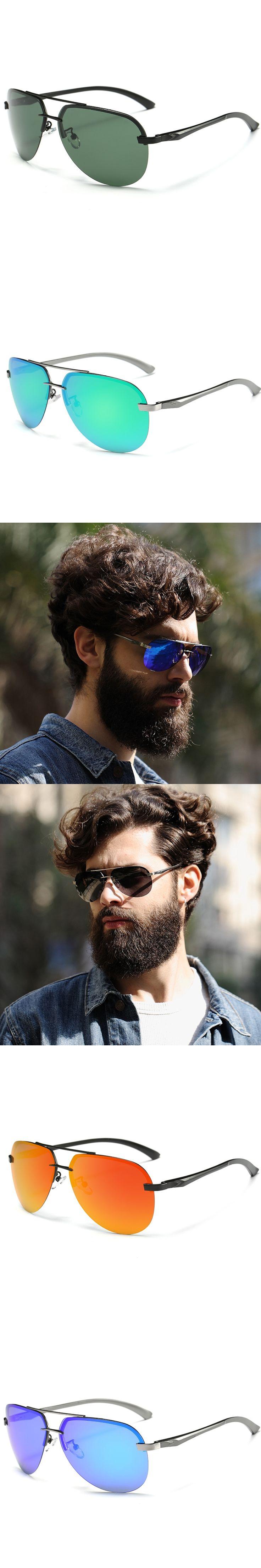 2017 Brand Designer Polarized Sunglasses Men Driver Mirror Sun glasses Male Fishing Female Eyewear For Men De Sol new