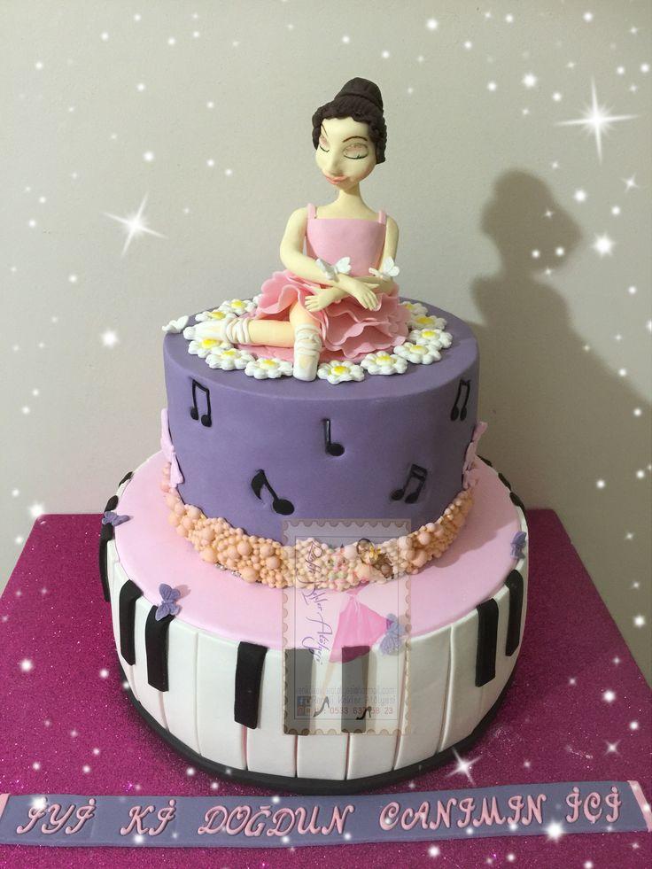 Balerin cake