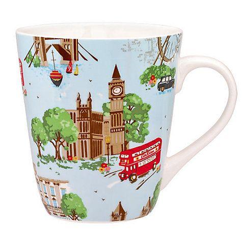 Buy Cath Kidston London Stanley Mug Online at johnlewis.com
