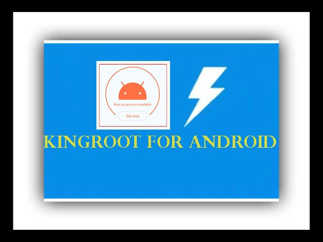 The best One Click Root Android Speed Booster to speed up