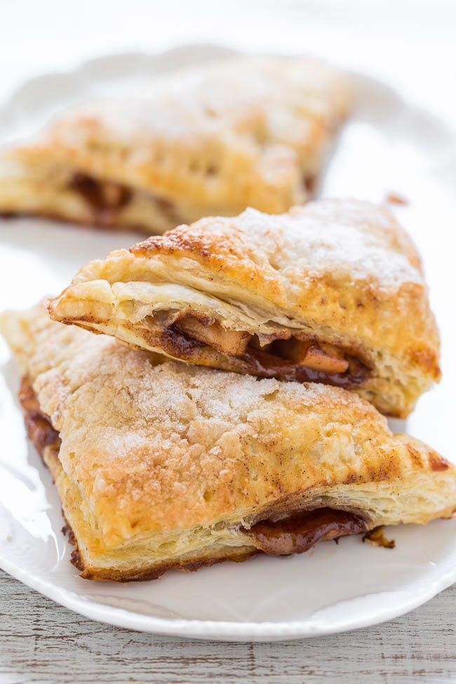 Apple Turnovers | Avery Cooks