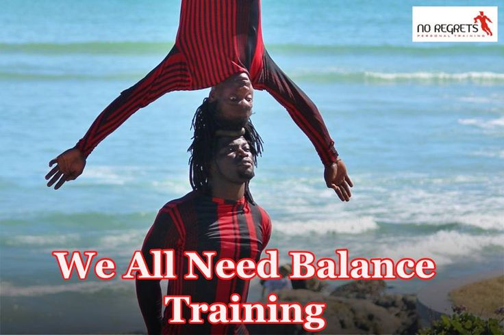 Balance training should make up a part of everyone's training as we need to be well stabilized in order to move. Understanding what balance really means is a big part of knowing what exercises to do. For some people standing on leg is hard enough. Here is an article where I help to define balance, explore why we need it, and give examples of various exercises and ways to assess your own balance so you know where to start.