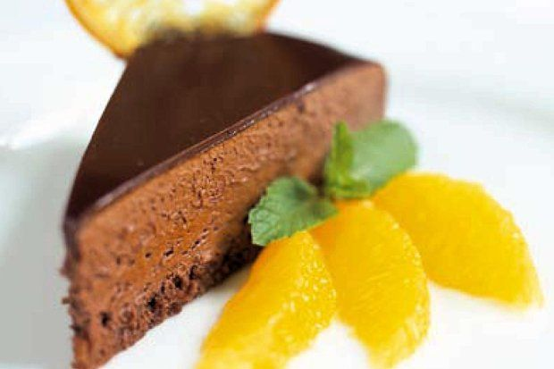 Michel Roux Junior's recipe for chocolate mousse with oranges and whisky