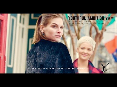 Savannah Jay in Campaign Ambition YA - YouTube