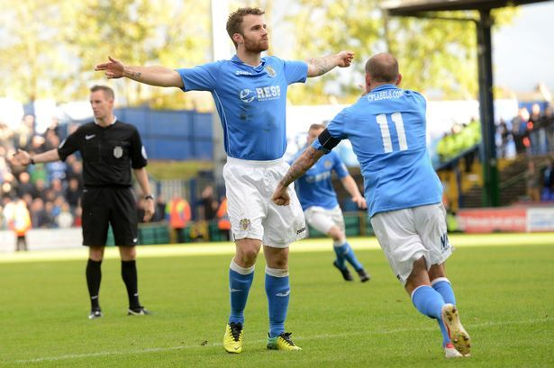 Seven up: Stockport County 3 Hednesford Town 0 - Manchester Evening News