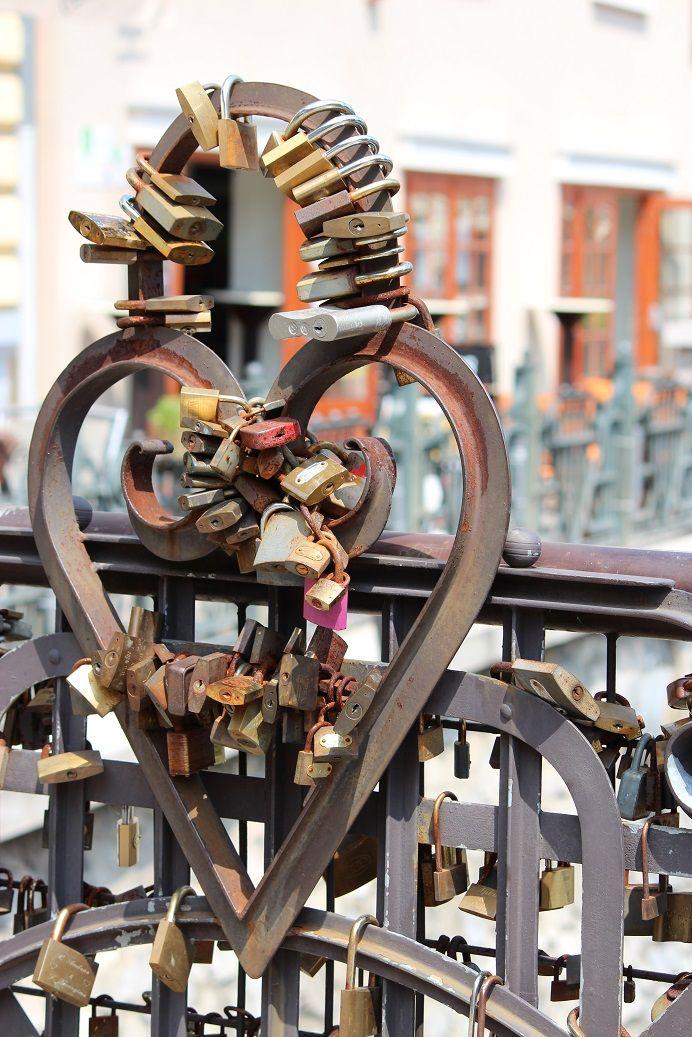 Szerelmesek hídja a Szinva terasznál
