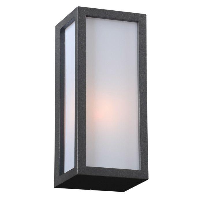 Dorato 1-Light Outdoor Flush Mount & Reviews | AllModern