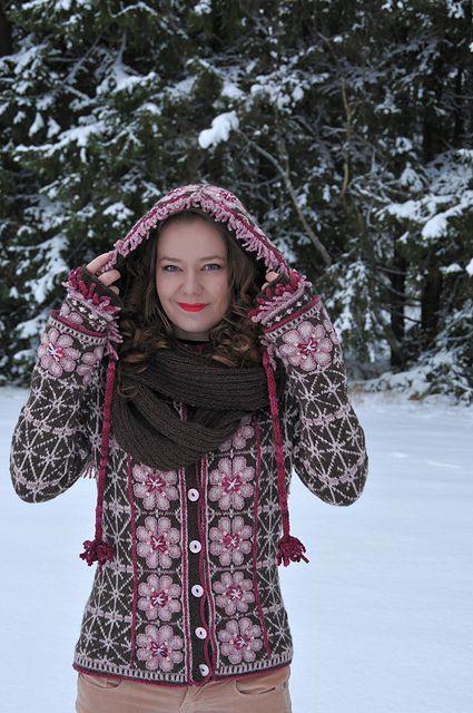 Ravelry: jofaliina's Rosa på ball