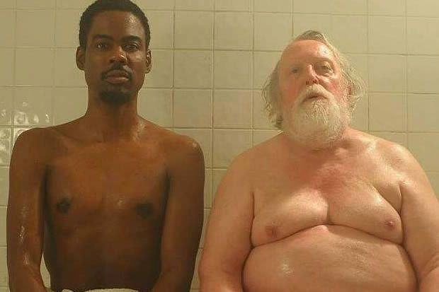 "Chris felt like his order of a ""big breasted blonde"" has been horribly misinterpreted  sauna-2-days-in-newyork.jpg (620×413)"