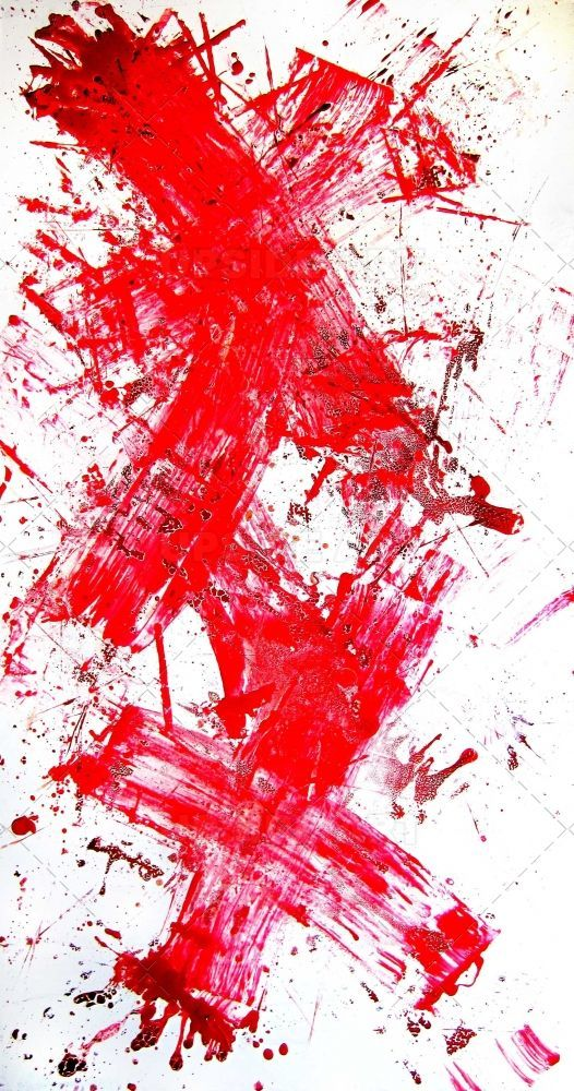 Fredy Holzer. Pintura: Detente