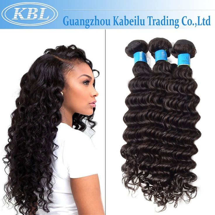 KBL Beauty Hair Brazilian Deep Wave Virgin Human Hair Extensions Natural Black Can be Dyed or Restyled#brazilian hair#human virgin hair#natural hair#full ends#Brazilian Virgin Hair 3 Bundle#Brazilian Straight Hair#Soft#Smooth#Tangle Free#Shedding Free#Omber Hair#Natural Black Color Hair Weave Bundles#100% Human Hair#Natural and Healthy#Double Machine Weft#Strong and Neat#No Split Hair Ends#No lice#No Split Hair Ends#No Bad Smell#thanksgiving#thanksgiving gift#blackfriday#gift#holiday#