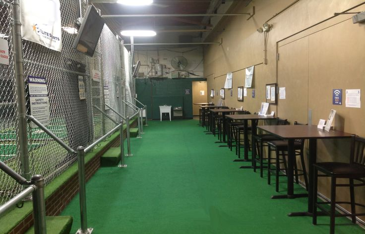 Batting Cages For Baseball And Softball Large Flat Screen